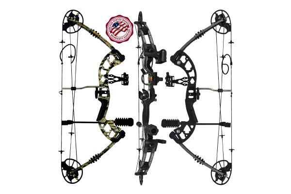 PREDATOR ARCHERY Raptor Compound Hunting Bow