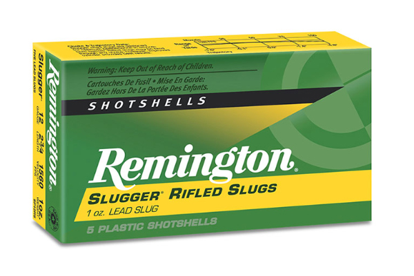 Remington Slugger Rifled Slug Loads
