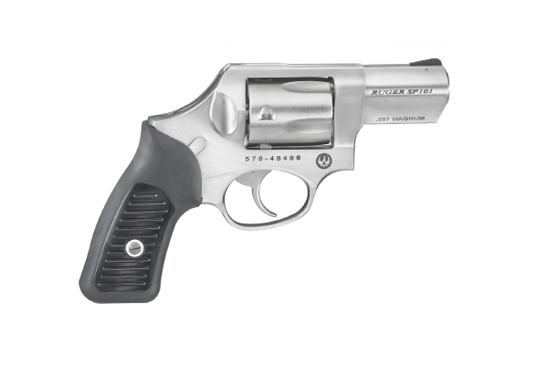 Ruger SP101 Spurless