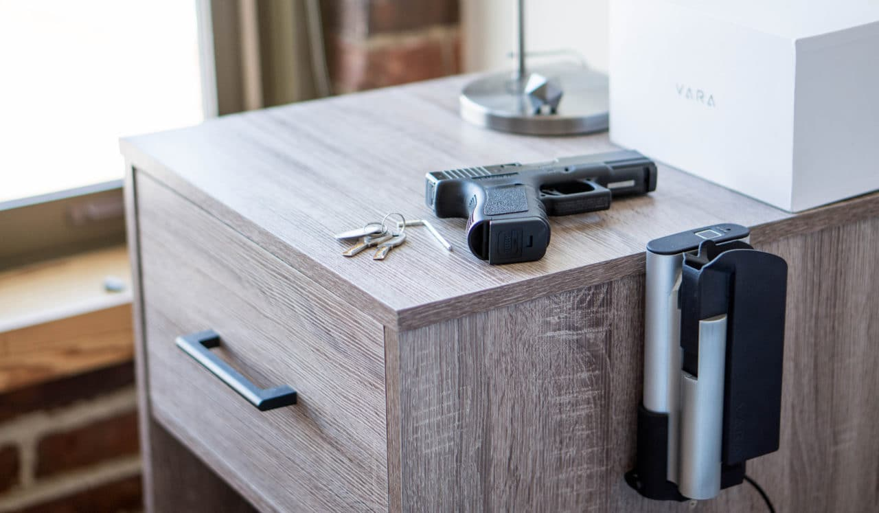 Best Nightstand Gun Safes