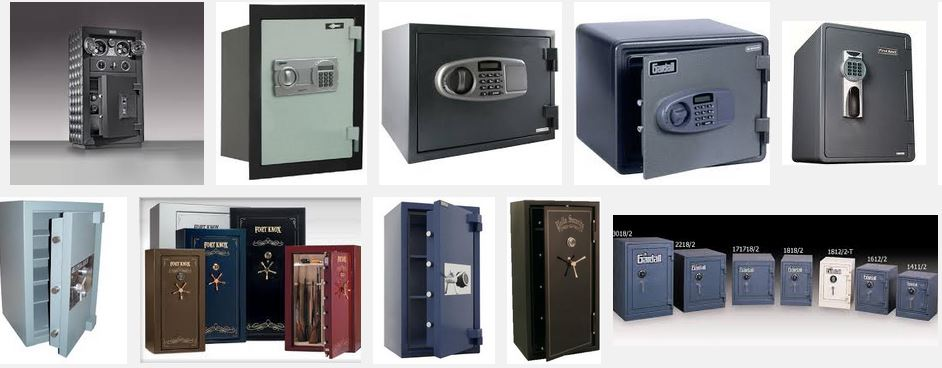 Different Types of Gun Safes