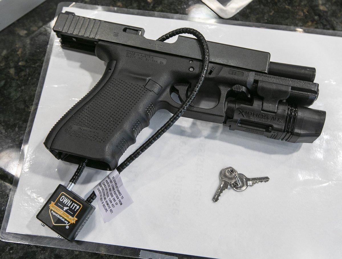 Firearm Locking Device Laws