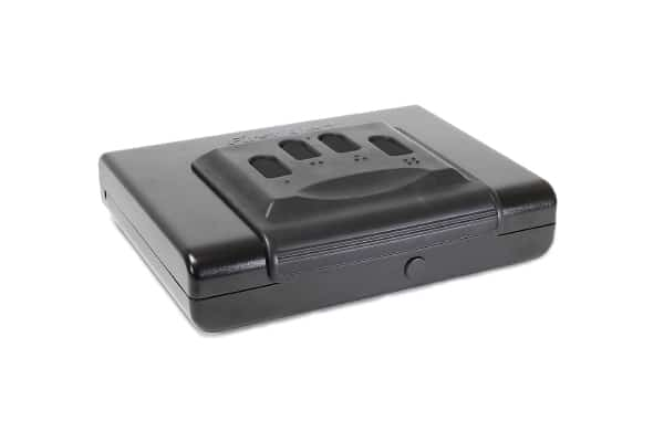 First Alert Portable Handgun Safe