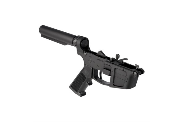 Foxtrot Mike AR-15 FM-9 Rifle Lower Receiver
