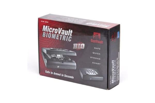 Gunvault Biometric Microvault