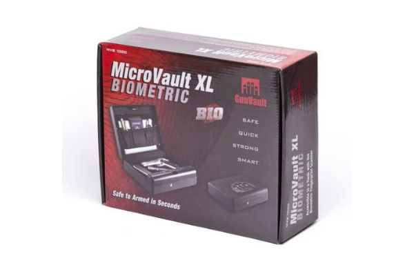 Gunvault MicroVault XL MVB1000