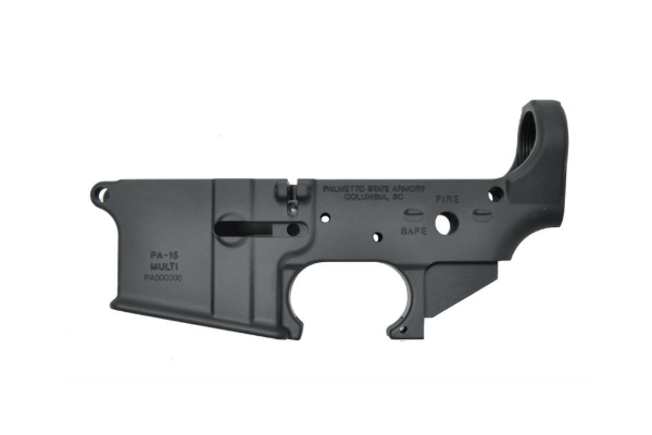 Palmetto State Armory Stealth Stripped Lower