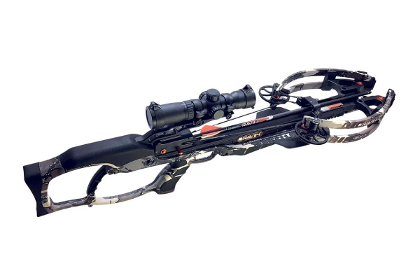 Ravin Crossbows R9 Crossbow Predator Camo Package