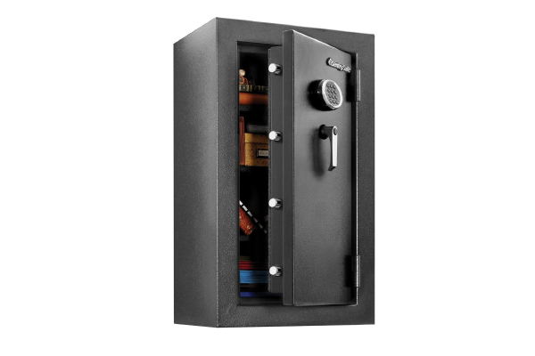 SentrySafe 4.71 Cubic Feet Fireproof and Waterproof Safe