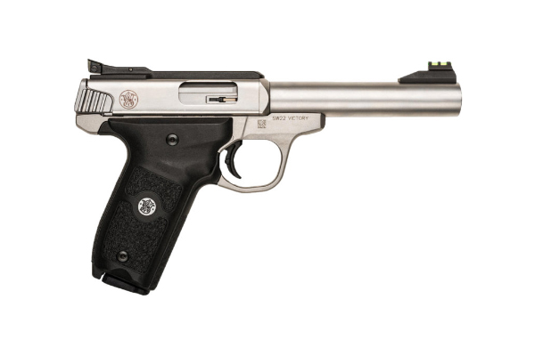 Smith And Wesson Stainless Victory