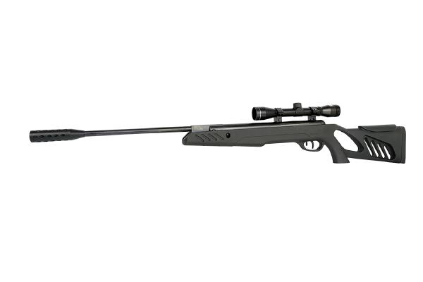 Swiss Arms TAC1 Air Rifle Combo, Black air Rifle