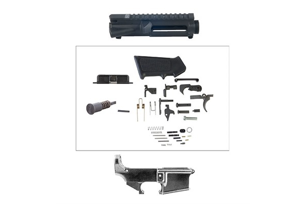 Tactical Receivers Build-Kit