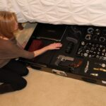 Under-Bed Gun Safe