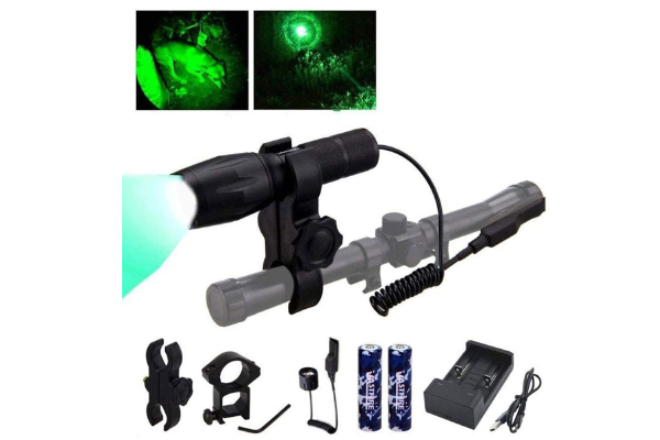 VASTFIRE 350 Yard Green Hunting light