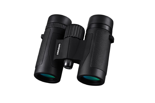 Wingspan Optics Field View Travel Binoculars