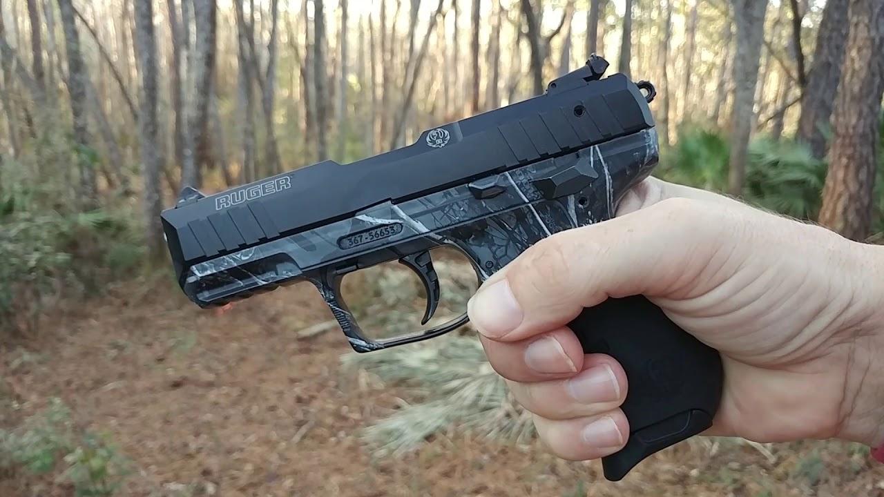 Ruger SR22 Pistol Reviews