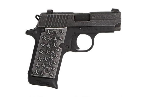 SIG Sauer P238 Centerfire Pistol