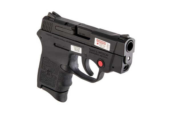 Smith and Wesson Bodyguard .380 Pistol