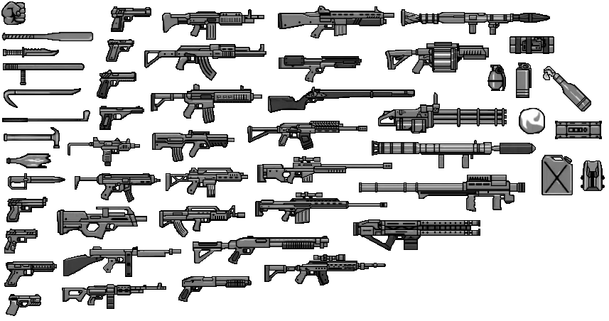 Some Of The Best Guns to Start Off With