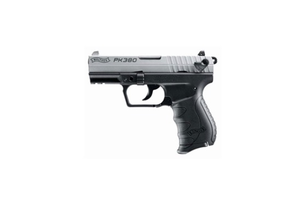 Walther PK380 Semiautomatic Centerfire 380 Pistol