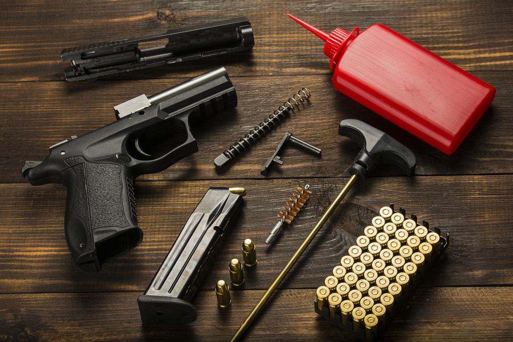 best handgun cleaning kit
