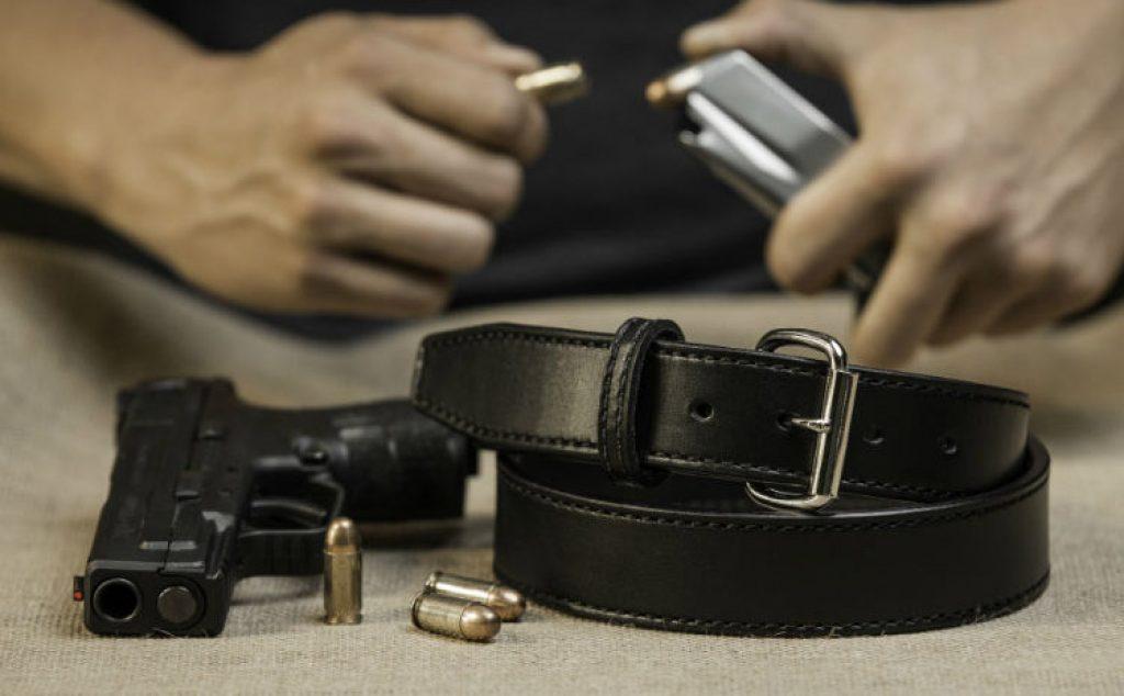 ideal concealed carry gun belt
