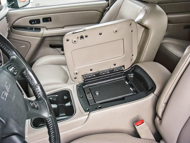 Best car gun safes reviews