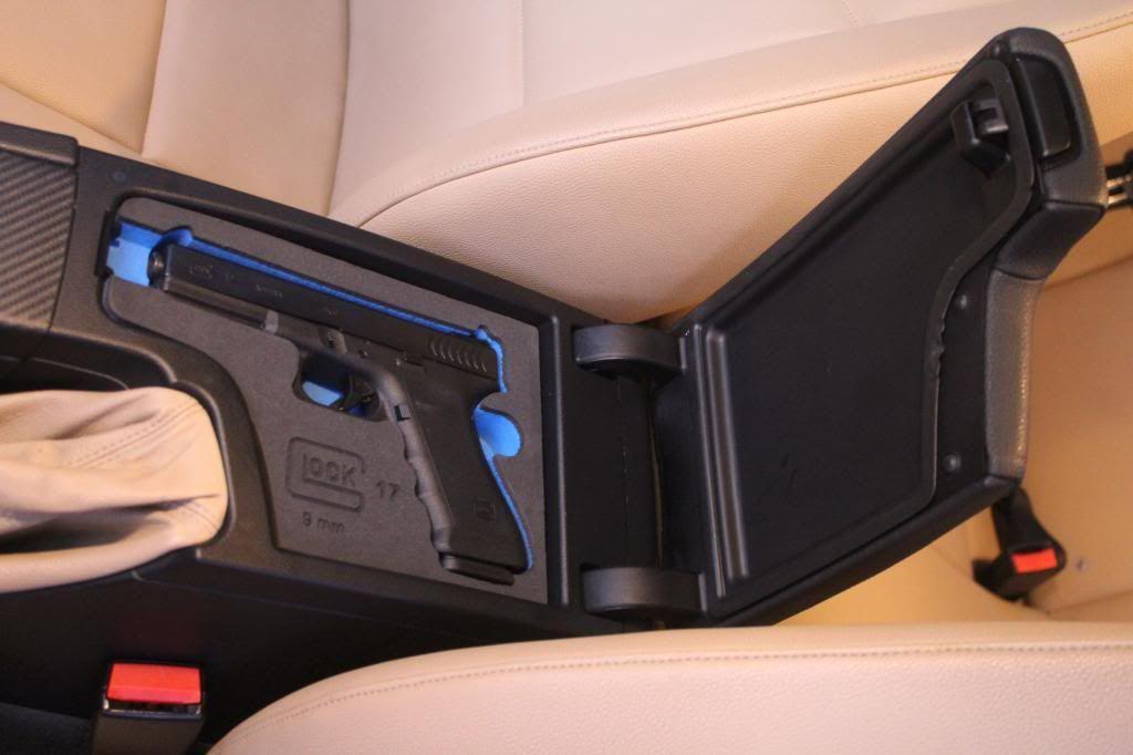 Best car gun safes