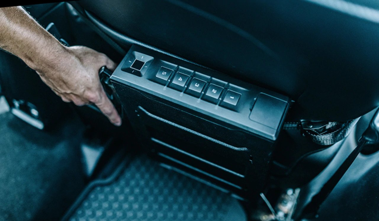 car gun safes reviews