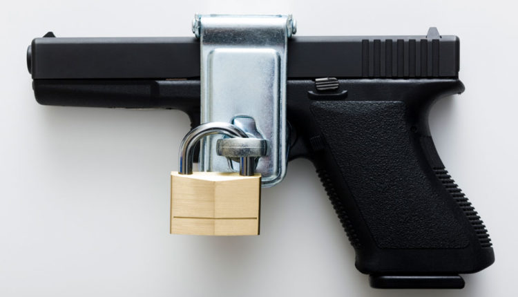 Complying With Firearm Locking Device laws