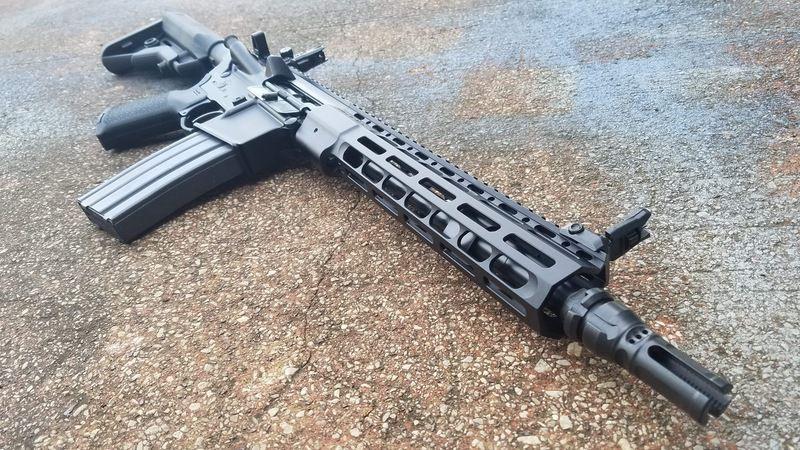 V Seven 2099 Ultra- Light M-LOK Handguard