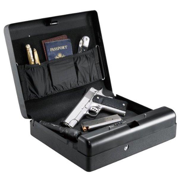 Gunvault MicroVault XL MVB1000 gun safe Biometric fingerprint