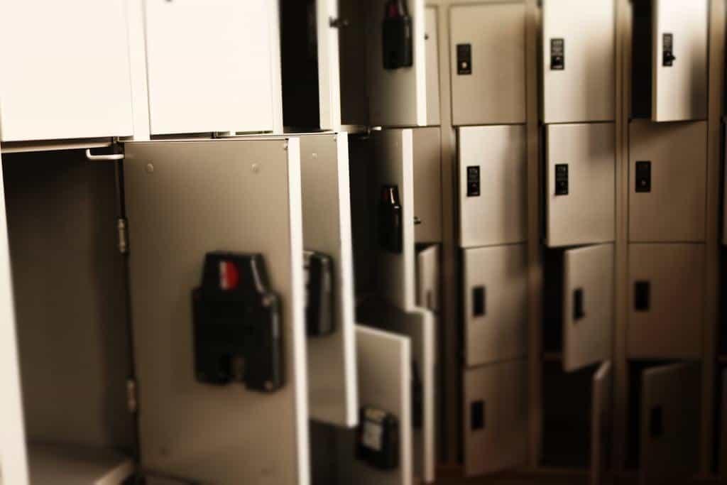 Gun Safe Room Type