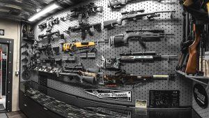 How to Build a Perfect Custom Gun Safe Room?