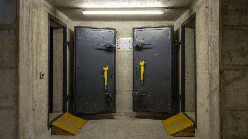 Investigate the idea of a safe room
