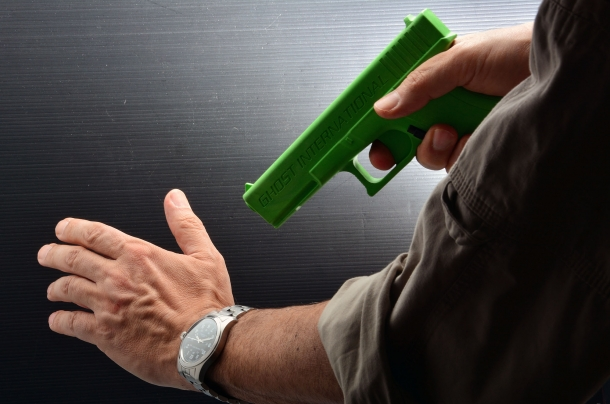What are the four primary rules of gun safety?